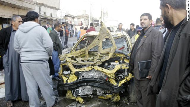 Bombs Targeting Shiites Kill At Least 72 In Iraq - Video