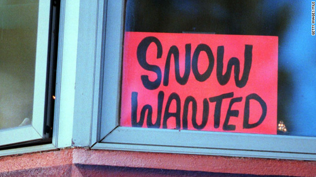 A lack of snow is hurting business at ski resorts across the country.