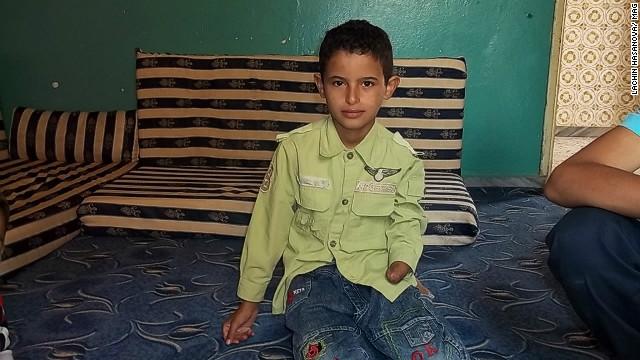 Los niños libios pagan un alto precio por su curiosidad por las armas