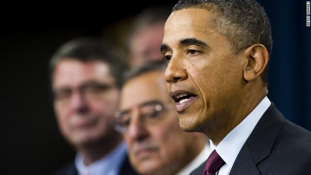 Obama revela nuevo plan militar contra el terrorismo y amenazas en el exterior