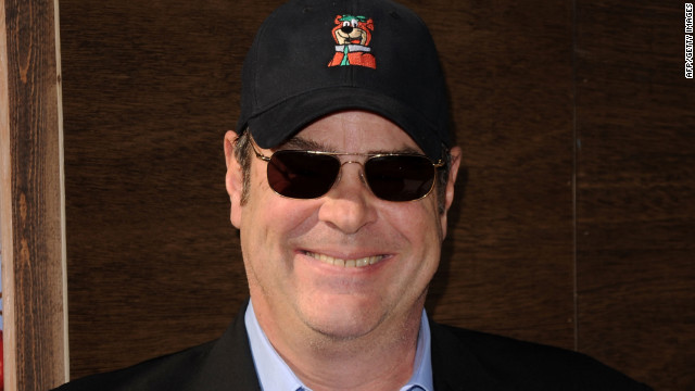 Dan Aykroyd, shown here in 2010, will guest star on