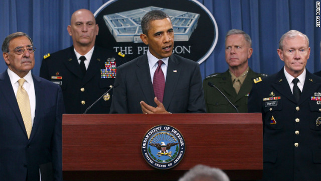 President Obama discusses a new military strategy that includes a new focus on Asia.