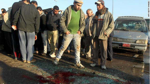 Atentados dejan al menos 60 muertos en Iraq