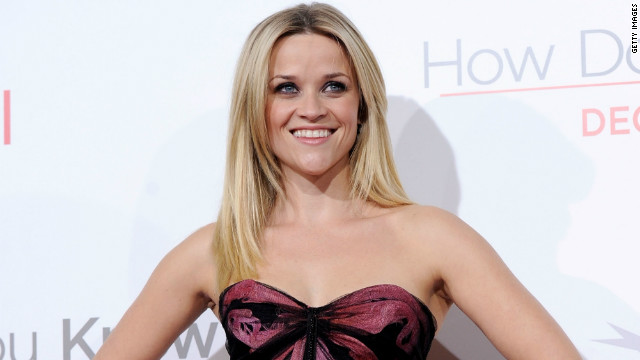 Reese Witherspoon: How I met my husband