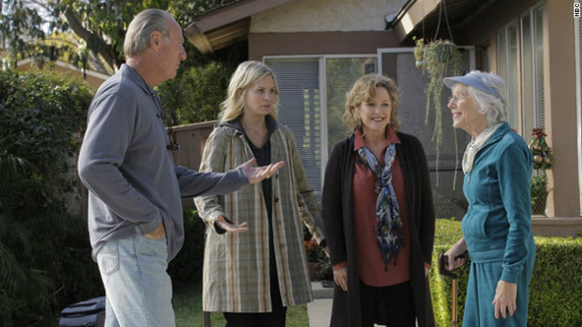'Parenthood' goes on the road