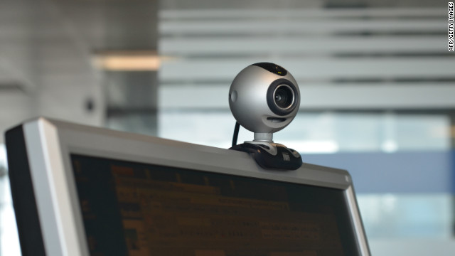 Gotta Watch: Stay away from the webcam