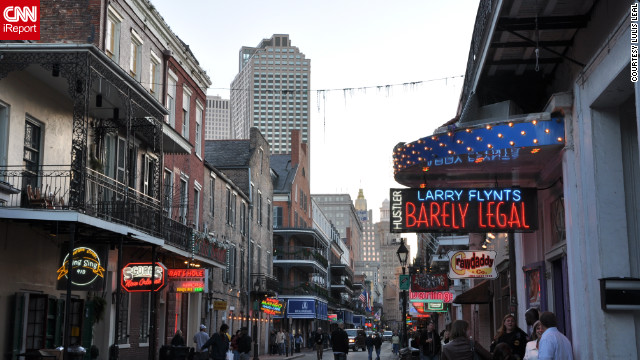 New Orleans tightens kids' French Quarter curfew