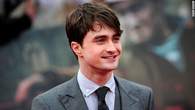 Daniel Radcliffe is 'absolutely' in love