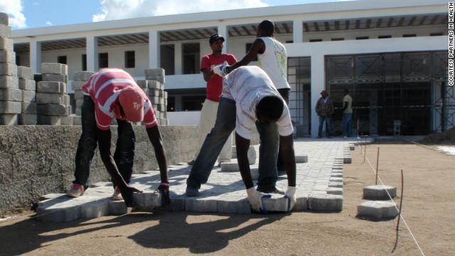 Haiti transitions from relief to rebuilding - CNN.