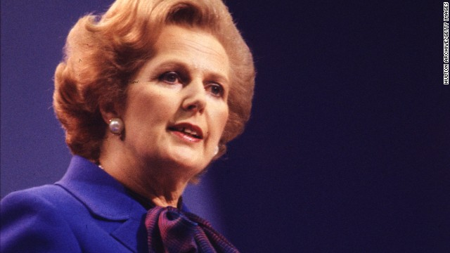 Thatcher's legacy in Europe