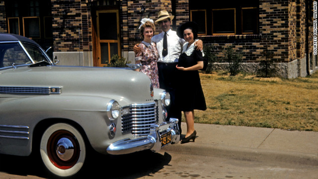 Overheard on CNN.com: Kodachrome photos take us back, but would we stay?