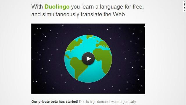 Duolingo: un aplicación para aprender idiomas jugando