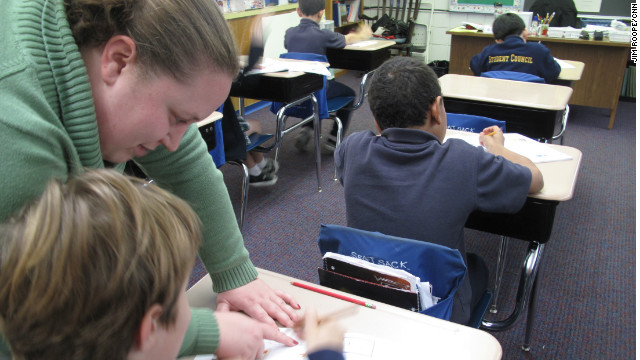 House Republicans release No Child Left Behind draft legislation