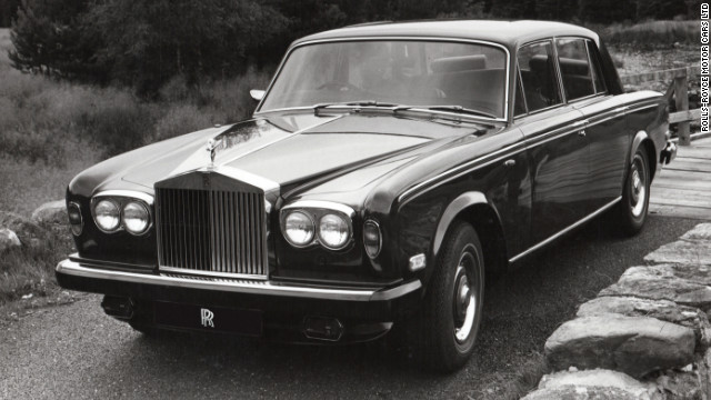 The Silver Shadow answered concerns that Rolls-Royce cars were too old-fashioned. The model was the first Rolls-Royce with a monocoque chassis and was made between 1965 and 1980.