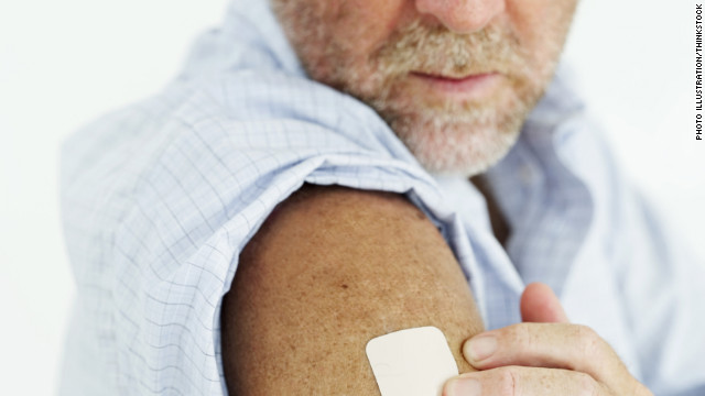 Could a nicotine patch slow dementia?
