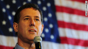 Some insiders say Rick Santorum is running out of time to break out of the pack in New Hampshire.