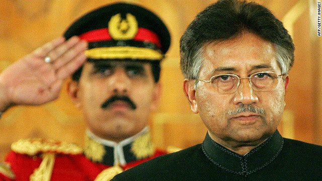 Former Pakistani President Pervez Musharraf has been living in London and Dubai since resigning in 2008.