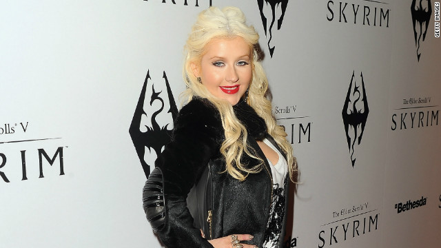 Christina Aguilera responds to physique critiques