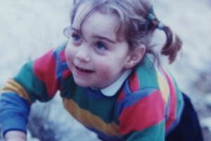 La infancia de Kate Middleton