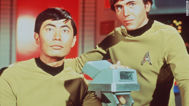 George Takei's pursuit of 'infinite diversity'