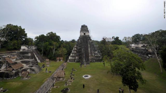 Tikal, una metrópoli que preserva las maravillas del mundo maya