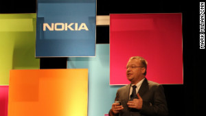 Nokia CEO Stephen Elop announces the company\'s strategy for U.S. re-entry.