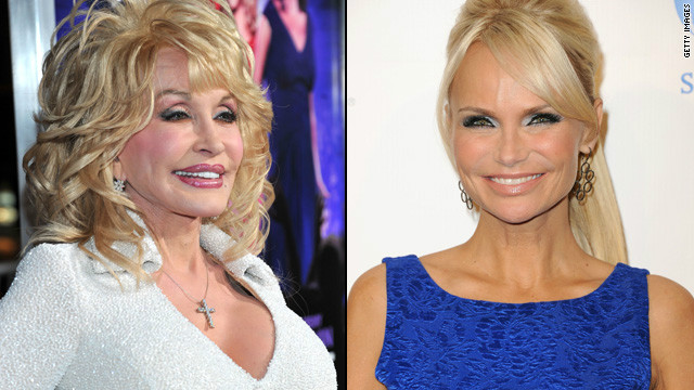 Dolly Parton: Kristin Chenoweth could play me on Broadway