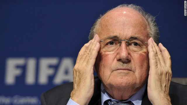 FIFA president Sepp Blatter says Kosovo are on the path to full membership of soccer's governing body