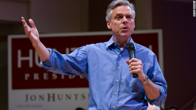 Gotta Watch: Huntsman's presidential campaign
