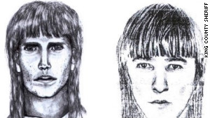 Composite sketches of a possible suspect have been issued in the 1991 killing over the years.