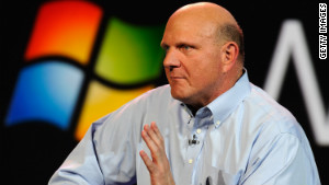 Steve Ballmer's gonzo final CES speech