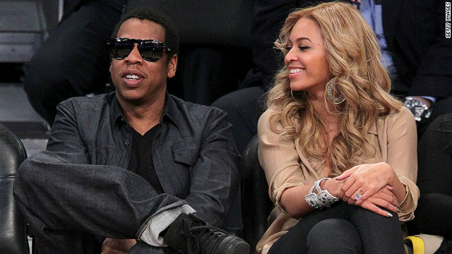 Blue Ivy gets gifts from friends of Jay-Z, Beyonce