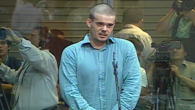 Van der Sloot pleads guilty, says he is 'really sorry' for Peru woman's murder