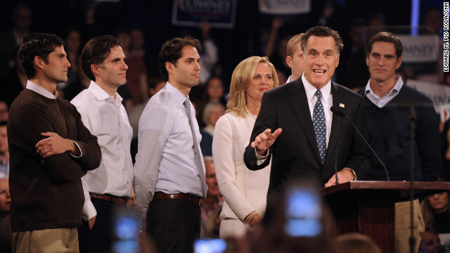 Opinion: Could Mitt Romney be America's first Hispanic president?