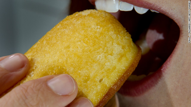 Refrain from freaking out - you'll still get your goshdarned Ding-Dongs and Twinkies