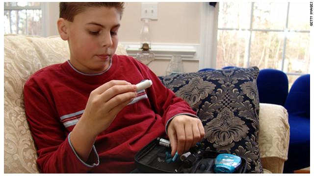 La diabetes afecta los estudios y los ingresos de los jóvenes en EE.UU.