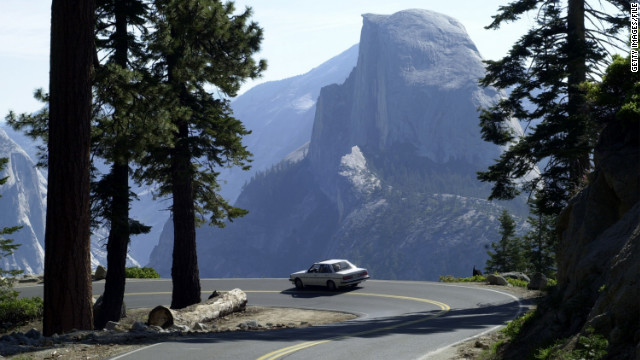 Admission fees, including $20 per car at Yosemite National Park, will be waived at national parks this weekend.