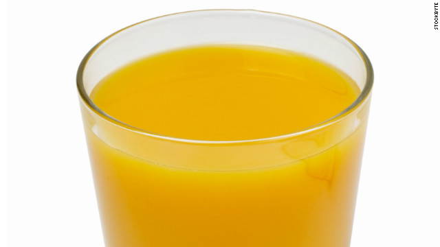 Earlier this month, the FDA temporarily halted all orange juice imports.
