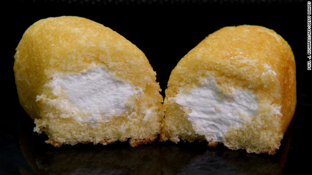 Overheard on CNN.com: Twinkie apocalypse averted, for time being