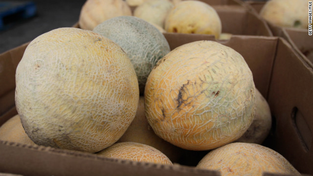 Cantaloupes from Jensen Farms in Colorado were blamed for a deadly listeria outbreak last year.