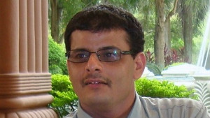 Murad Alazzany, assistant professor of English at Sana\'a University, Yemen