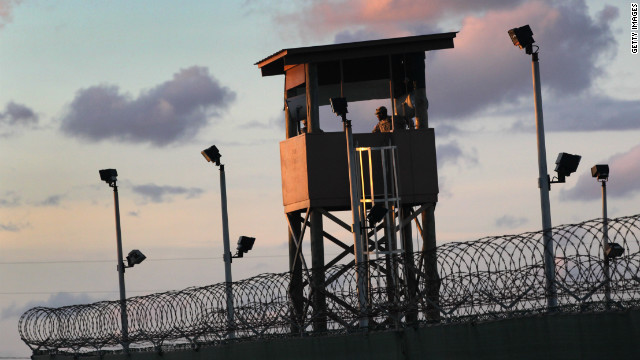 Storm prompts U.S. to cancel 9/11 hearing at Guantanamo