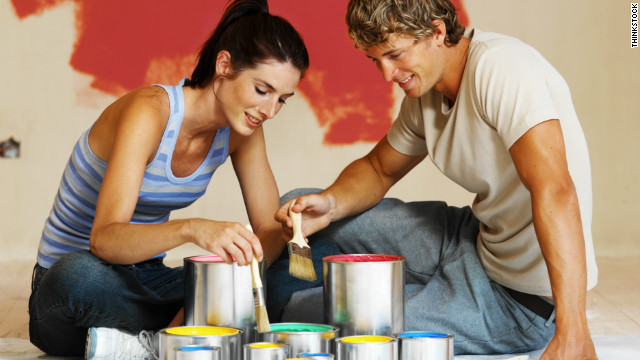 Rather than spending time puzzled over paint colors, you might want to hire a color consultant.