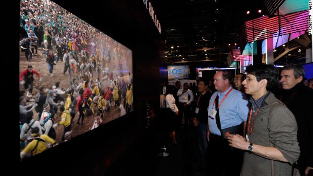 En 2012 los televisores serán más brillantes, más delgados y más sociales