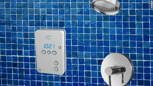 Now you can sing along badly to tunes in the shower. This <a href='http://www.ishowerinc.com/' target='_blank'>water-resistant, Bluetooth-enabled speaker</a> plays music wirelessly from all Apple and Android devices. With a 200-foot range, it's also detachable for use in the backyard or by the pool. Available: now. Price: $99.