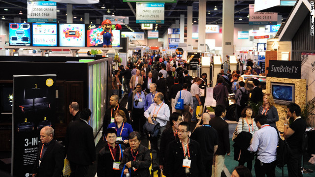 The world's largest consumer electronics show isn't just about splashy TVs, phones and tablets. CES's massive show floor also is home to plenty of less-hyped but quirkier gadgets. Here are eight that got our attention.