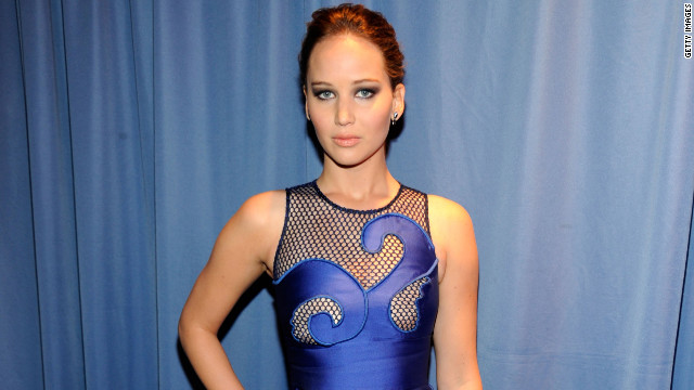 Jennifer Lawrence is set to star in