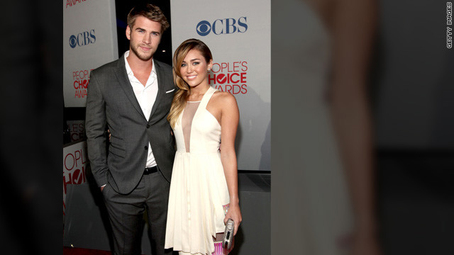 Liam Hemsworth: Miley makes me 'really happy'