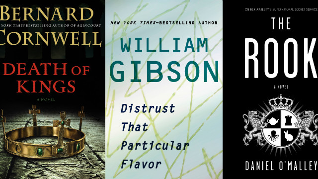 Fantasy, history and nonfiction are heating up the literary scene in January.