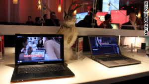 Ultrabook laptops ready for takeoff
